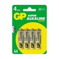 Батарейка GP AA Super Alkaline (1шт)