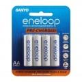 Аккумулятор Sanyo Eneloop AA Ni-MH 2000mAh HR-3UTGB (1шт)