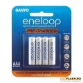 Аккумулятор Panasonic Eneloop AAA Ni-Mh 800mAh BK-4MCCE (1шт)