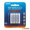 Аккумулятор Panasonic Eneloop AAA Ni-Mh 800mAh BK-4MCCE (1шт)